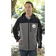 men s nfl kickoff zip up hooded jacket