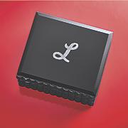 personalized black jewel box