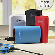 6000 mah battery pack with 2 ports by iboost