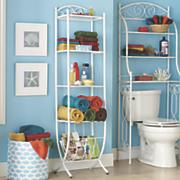 3 pc  bath shelf set