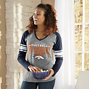 nfl women s franchise long sleeve tee
