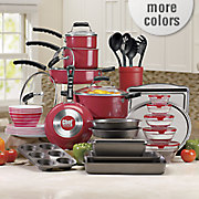 chef tested 44 pc  all in one kitchen set by montgomery ward