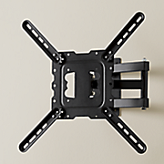 tilt swivel articulating tv mount by gpx