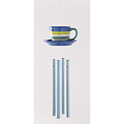 teacup wind chime 74