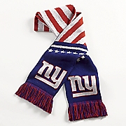 nfl flag scarf by forever collectibles