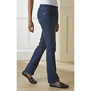 comfort straight leg jean
