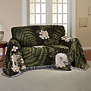 Chantrell Woven Tapestry Furniture Throw and Pillow
