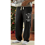 men s nfl pass play fleece pant