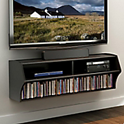 Jackson Wall-Mounted Audio Video Console
