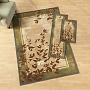 3 pc tudor rug set