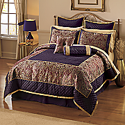 Juliette 12-Pc Bed Set and Window Treatments