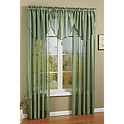 reverie voile window treatments