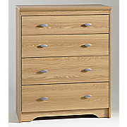 madison 4 drawer dresser
