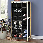 shoe storage organizer