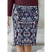 amazing stretch pencil skirt