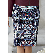amazing stretch pencil skirt