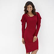 Saucy Red Dress