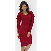 saucy red dress 15