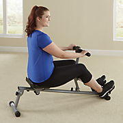 rowing machine by sunny health   fitness