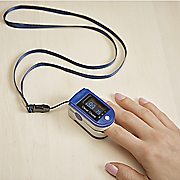 pulse oximeter by clever choice