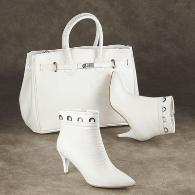 Rubee Bag and Bootie