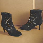 Blanche Studded Bootie