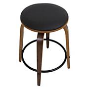 set of 2 porto swivel counter stools