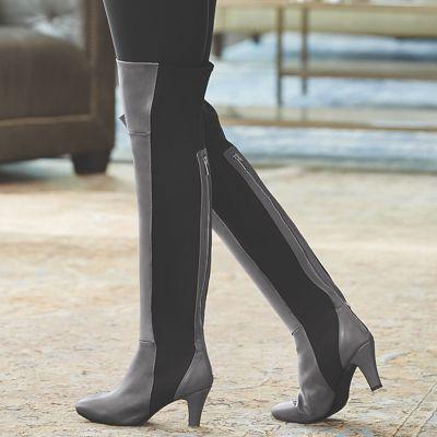 Megan Thigh-High Boot