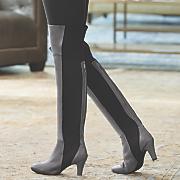 megan thigh high boot