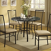 5 pc  elena dining set
