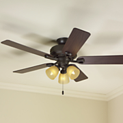 new castle ceiling fan by hunter