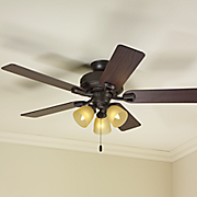 New Castle Ceiling Fan by Hunter