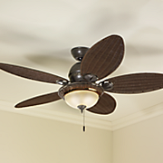 Caribbean Breeze Ceiling Fan by Hunter