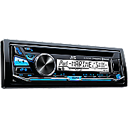 marine motorsports digital media receiver with cd  bluetooth and front usb aux input by jvc