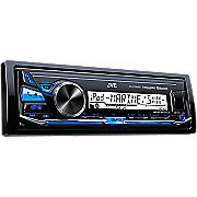 marine motorsports digital media reciever with bluetooth and front usb aux input by jvc