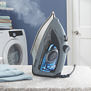 professional steam power iron by shark