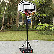 Free-Standing Basketball Hoops