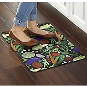 vegetable floor mat
