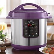 ginny s brand 8 qt  electric pressure cooker