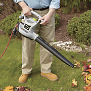 12 amp corded blower vac by earthwise