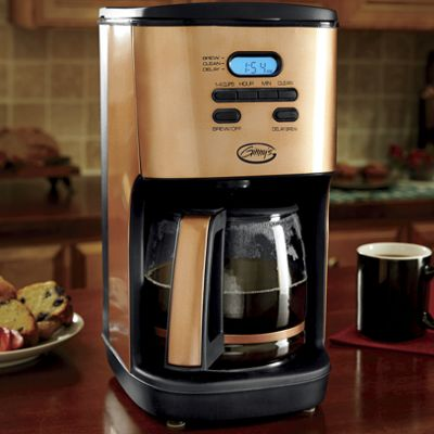Ginny's Brand 12-Cup Coffeemaker