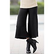 Girl's Gotta Have Her Textured Knit Gaucho