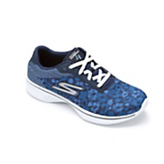 floral gowalk 4 excite lace up by skechers