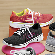 women s 3 d gowalk 4 lace up by skechers