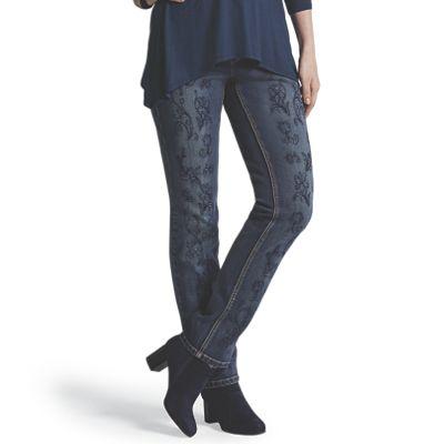 Flora Embellished Jean