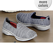 women s heathered gowalk 4 3d slip on