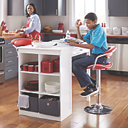task table with side storage