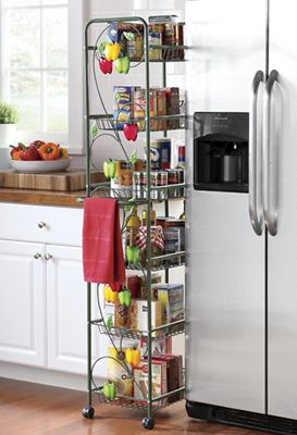 Bell Pepper Thin Rolling Pantry