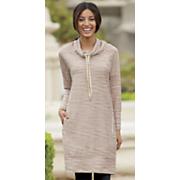 Flaunt It Sweatshirt Dress