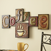 coffee bistro wall art 16